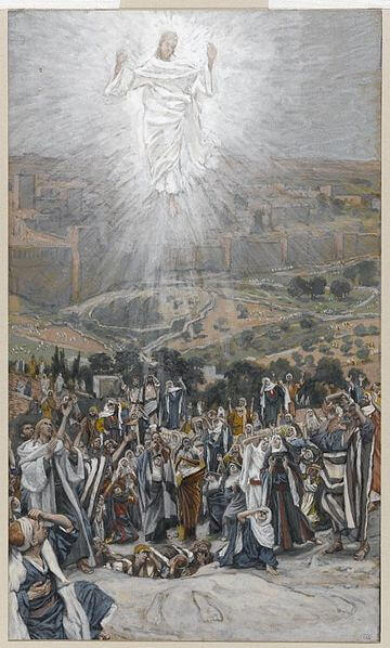 Holy Rosary Glorious Mysteries - The Ascension