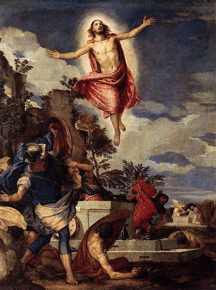 Holy Rosary Glorious Mysteries - Resurrection of Christ
