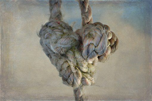 Knot - Heart Shaped