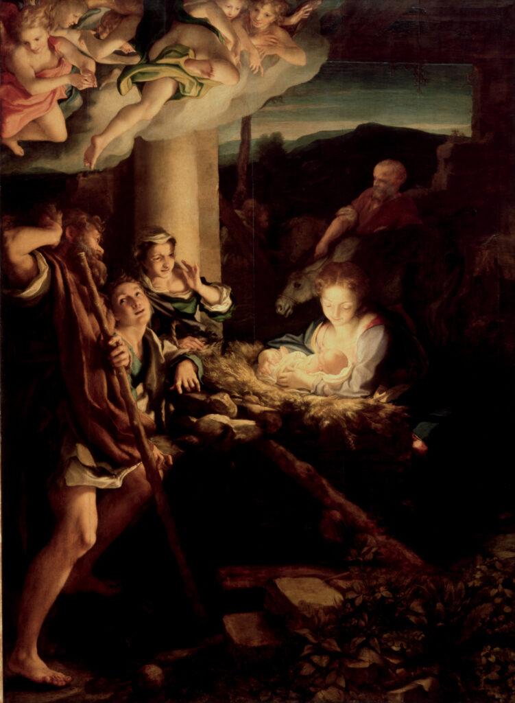 Joyful Mysteries of the Rosary - The Nativity