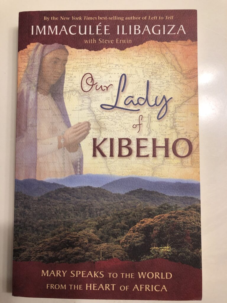 Book Our Lady of Kibeho