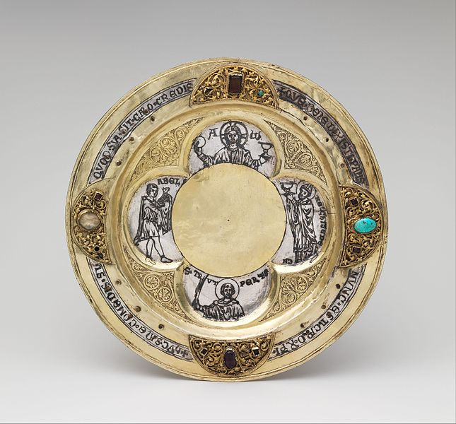 Consecration of Things - Paten